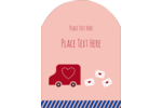 Deliver first-class charm to custom projects with pre-designed Valentine Mail templates.