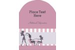 Salon Silhouette pre-designed templates make it fun and easy to create customized projects.