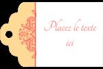 Élégance et mariage Étiquettes imprimables - gabarit prédéfini. <br/>Utilisez notre logiciel Avery Design & Print Online pour personnaliser facilement la conception.