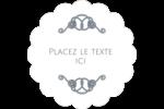 Tourbillon de savon Étiquettes D'Adresse - gabarit prédéfini. <br/>Utilisez notre logiciel Avery Design & Print Online pour personnaliser facilement la conception.