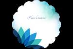Spirituel Étiquettes D'Adresse - gabarit prédéfini. <br/>Utilisez notre logiciel Avery Design & Print Online pour personnaliser facilement la conception.