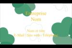 Trèfles en cœur de la Saint-Patrick Carte d'affaire - gabarit prédéfini. <br/>Utilisez notre logiciel Avery Design & Print Online pour personnaliser facilement la conception.