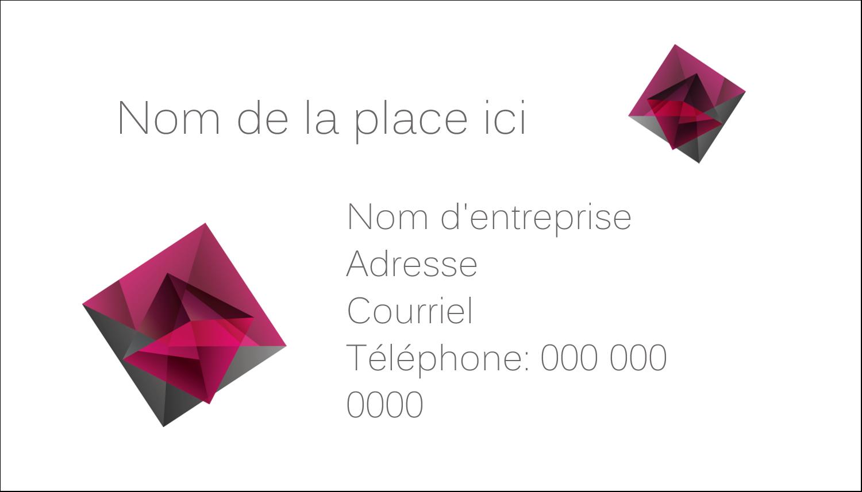 """3"""" x 5"""" Cartes Pour Le Bureau - Pierres de rubis"""