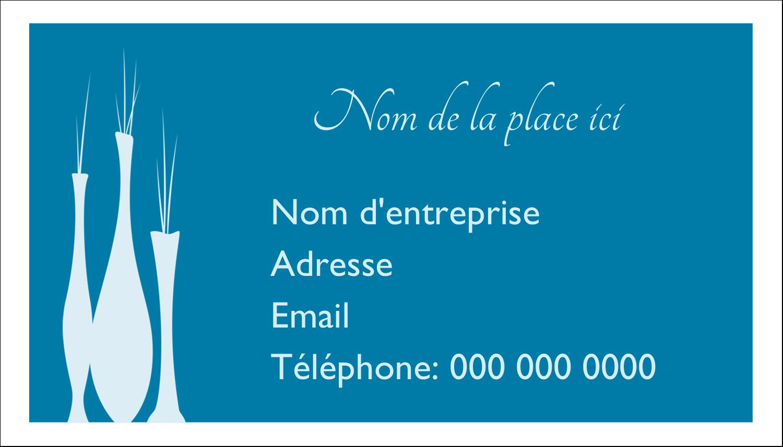 """3"""" x 5"""" Cartes Pour Le Bureau - Vase design d'intérieur"""