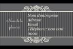 Papier peint gothique Carte d'affaire - gabarit prédéfini. <br/>Utilisez notre logiciel Avery Design & Print Online pour personnaliser facilement la conception.