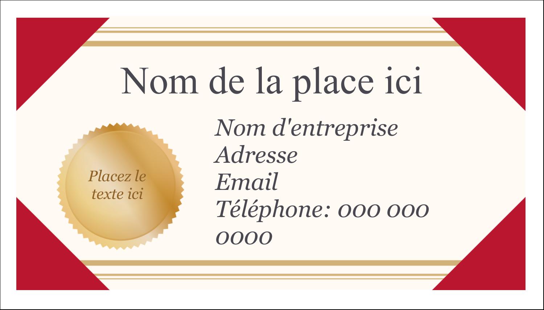 """3"""" x 5"""" Cartes Pour Le Bureau - Diplôme d'études"""
