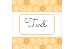 Add a punctuated pretty feel to your project with pre-designed Pattern Circles templates.