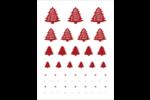 Arbre traditionnel Cartes Et Articles D'Artisanat Imprimables - gabarit prédéfini. <br/>Utilisez notre logiciel Avery Design & Print Online pour personnaliser facilement la conception.
