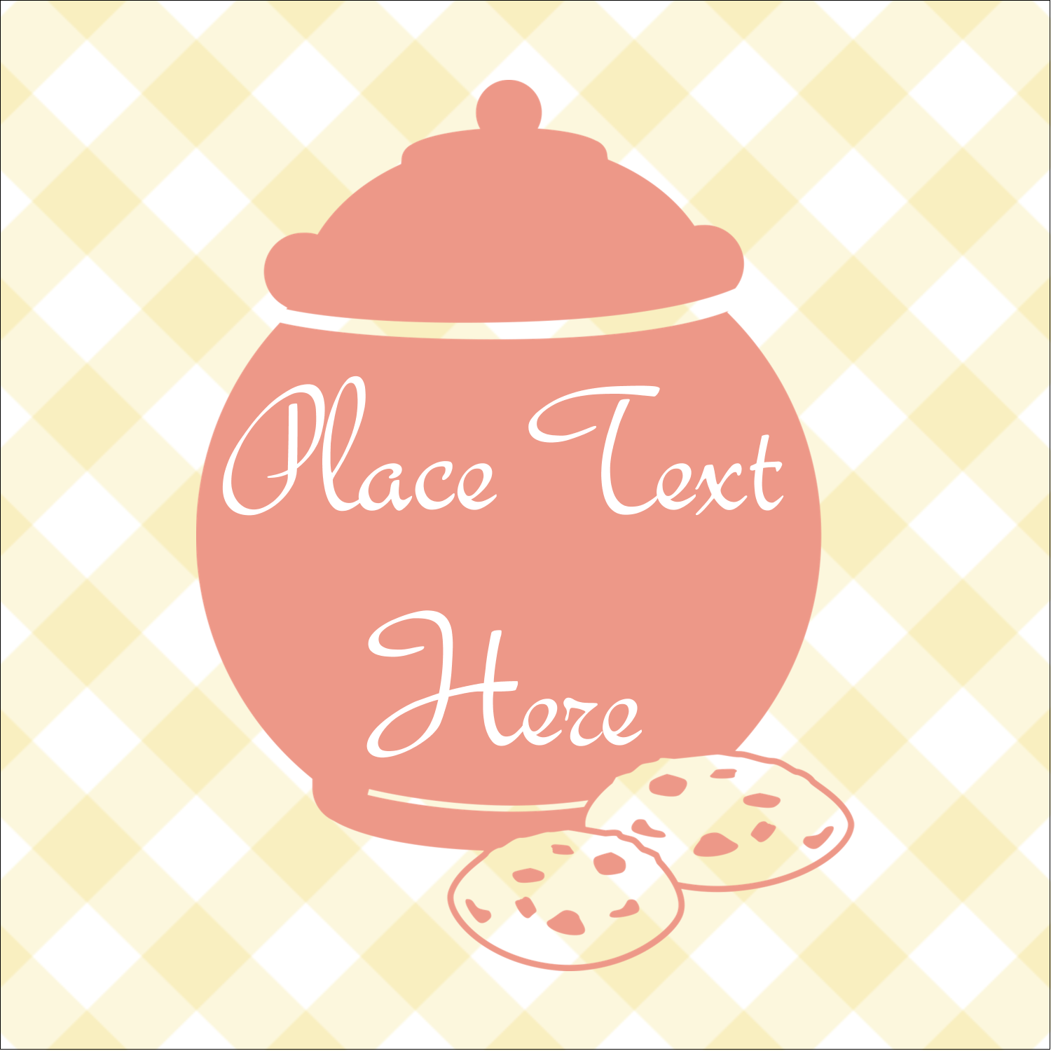Cookie Jar Predesigned Template For Your Next Fun And