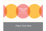 Add fresh inspiration to your project with pre-designed Chevron Circles templates.