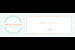 Savons Deco Affichette - gabarit prédéfini. <br/>Utilisez notre logiciel Avery Design & Print Online pour personnaliser facilement la conception.