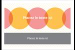 Cercles Chevron Badges - gabarit prédéfini. <br/>Utilisez notre logiciel Avery Design & Print Online pour personnaliser facilement la conception.