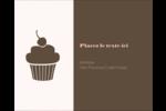 Petit gâteau Étiquettes rectangulaires - gabarit prédéfini. <br/>Utilisez notre logiciel Avery Design & Print Online pour personnaliser facilement la conception.