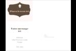 Petit gâteau Carte Postale - gabarit prédéfini. <br/>Utilisez notre logiciel Avery Design & Print Online pour personnaliser facilement la conception.