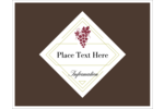 Pour crisp vintage style into custom projects with pre-designed Grapes templates.