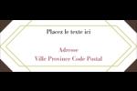 Raisins Étiquettes D'Adresse - gabarit prédéfini. <br/>Utilisez notre logiciel Avery Design & Print Online pour personnaliser facilement la conception.