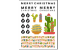 Ain't no festive party like a festive cactus party!