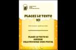 Image de bière Carte Postale - gabarit prédéfini. <br/>Utilisez notre logiciel Avery Design & Print Online pour personnaliser facilement la conception.