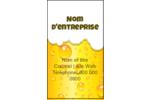 Image de bière Carte d'affaire - gabarit prédéfini. <br/>Utilisez notre logiciel Avery Design & Print Online pour personnaliser facilement la conception.
