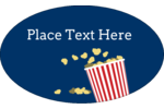 Bring alluring flavor to your project with printable pre-designed Movie Popcorn templates.