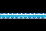 Mortiers de diplômés Étiquettes enveloppantes - gabarit prédéfini. <br/>Utilisez notre logiciel Avery Design & Print Online pour personnaliser facilement la conception.