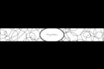 Gribouillis Étiquettes enveloppantes - gabarit prédéfini. <br/>Utilisez notre logiciel Avery Design & Print Online pour personnaliser facilement la conception.