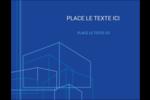 Plans de construction Carte Postale - gabarit prédéfini. <br/>Utilisez notre logiciel Avery Design & Print Online pour personnaliser facilement la conception.