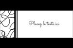 Gribouillis Étiquettes D'Adresse - gabarit prédéfini. <br/>Utilisez notre logiciel Avery Design & Print Online pour personnaliser facilement la conception.