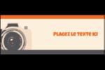 Appareil photo rétro Affichette - gabarit prédéfini. <br/>Utilisez notre logiciel Avery Design & Print Online pour personnaliser facilement la conception.