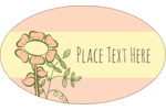 Bring natural beauty to custom projects with pre-designed Flower Sketch templates.