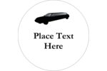 Put your project in the driver's seat with printable pre-designed Stretch Limo templates.
