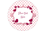 Add sweet sentiment to your custom project with pre-designed Valentine Bubbles templates.
