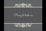 Papier peint gothique Étiquettes rectangulaires - gabarit prédéfini. <br/>Utilisez notre logiciel Avery Design & Print Online pour personnaliser facilement la conception.