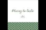 Trèfle de la Saint-Patrick Étiquettes carrées - gabarit prédéfini. <br/>Utilisez notre logiciel Avery Design & Print Online pour personnaliser facilement la conception.