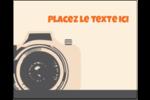 Appareil photo rétro Étiquettes rectangulaires - gabarit prédéfini. <br/>Utilisez notre logiciel Avery Design & Print Online pour personnaliser facilement la conception.