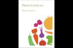Panier de légumes Étiquettes rectangulaires - gabarit prédéfini. <br/>Utilisez notre logiciel Avery Design & Print Online pour personnaliser facilement la conception.
