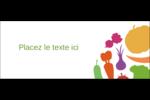 Panier de légumes Affichette - gabarit prédéfini. <br/>Utilisez notre logiciel Avery Design & Print Online pour personnaliser facilement la conception.