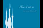 Vase design d'intérieur Carte Postale - gabarit prédéfini. <br/>Utilisez notre logiciel Avery Design & Print Online pour personnaliser facilement la conception.