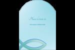 Ichthus Étiquettes arrondies - gabarit prédéfini. <br/>Utilisez notre logiciel Avery Design & Print Online pour personnaliser facilement la conception.