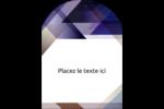 Prisme de verre Étiquettes arrondies - gabarit prédéfini. <br/>Utilisez notre logiciel Avery Design & Print Online pour personnaliser facilement la conception.
