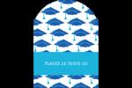 Mortiers de diplômés Étiquettes arrondies - gabarit prédéfini. <br/>Utilisez notre logiciel Avery Design & Print Online pour personnaliser facilement la conception.