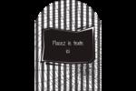 Toile d'araignée Beetlejuice Étiquettes arrondies - gabarit prédéfini. <br/>Utilisez notre logiciel Avery Design & Print Online pour personnaliser facilement la conception.
