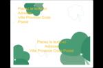 Trèfles en cœur de la Saint-Patrick Étiquettes d'expédition - gabarit prédéfini. <br/>Utilisez notre logiciel Avery Design & Print Online pour personnaliser facilement la conception.