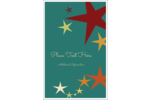 Shoot for the stars and customize projects with pre-designed New Year Stars templates.