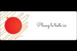 Boules de Noël Étiquettes D'Adresse - gabarit prédéfini. <br/>Utilisez notre logiciel Avery Design & Print Online pour personnaliser facilement la conception.