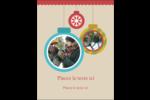 Les gabarits Boules décoratives artisanales pour votre prochain projet des Fêtes Carte Postale - gabarit prédéfini. <br/>Utilisez notre logiciel Avery Design & Print Online pour personnaliser facilement la conception.