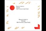 Boules de Noël Étiquettes d'expédition - gabarit prédéfini. <br/>Utilisez notre logiciel Avery Design & Print Online pour personnaliser facilement la conception.