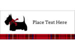 Enhance projects with a dose of adorable charm using pre-designed Scottie Dog templates.