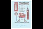 Les gabarits Fêtes à Londres pour votre prochain projet Étiquettes rectangulaires - gabarit prédéfini. <br/>Utilisez notre logiciel Avery Design & Print Online pour personnaliser facilement la conception.