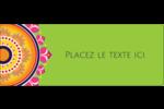 Rangolis Divali Étiquettes D'Adresse - gabarit prédéfini. <br/>Utilisez notre logiciel Avery Design & Print Online pour personnaliser facilement la conception.